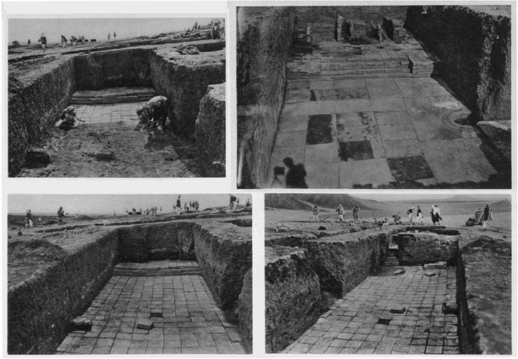 Raum 12 (Loud - Altman 1938: Taf. 18 d-f).