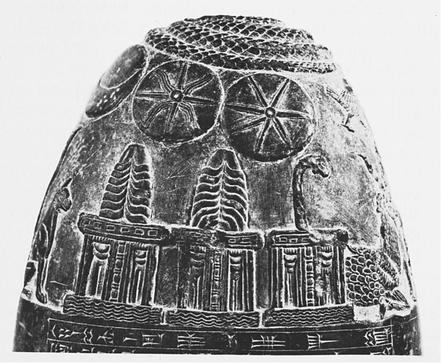 Ein Kudurru des Königs Marduk-sapik-zeri (Loud - Altman 1938: Abb. 2).