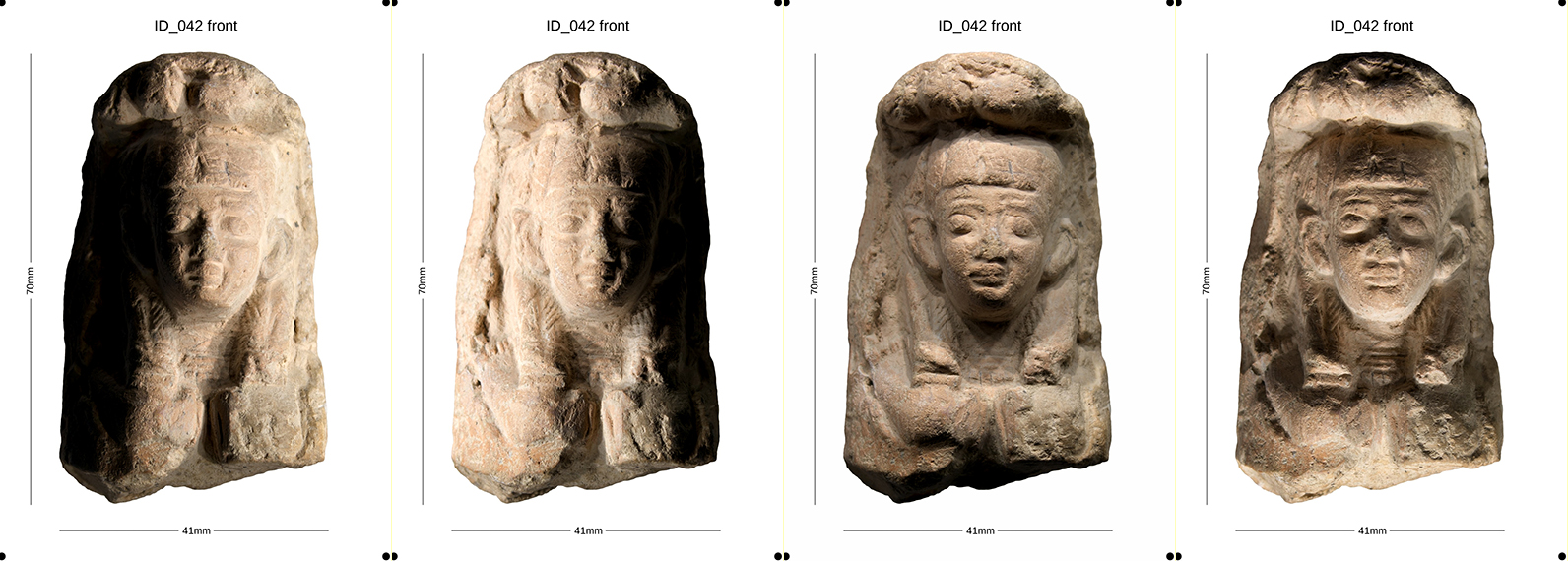 Franco-German Figurines Project FGFP Terracota Jordan Universität Würzburg Thomas Graichen Astrid Nunn Regine Hunziker-Rodewald Universite Strasbourg RTI Reflectance Transformation Imaging
