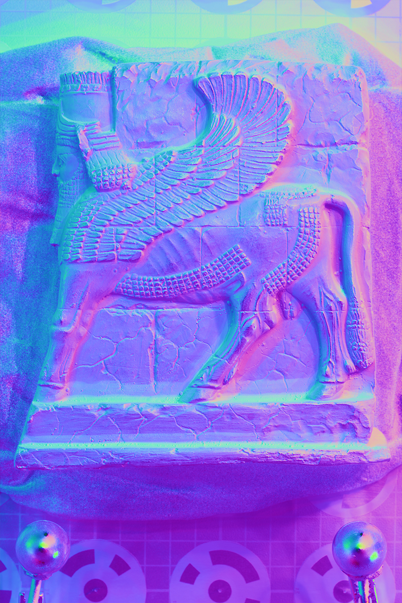 3D SfM structure from motion photogrammetry Agisoft Photoscan RTI Reflectance Transformation Imaging Cloud Compare Lamassu Python Thomas Graichen